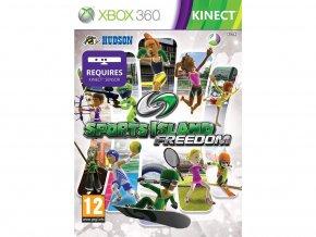 Xbox 360 Sports Island Freedom