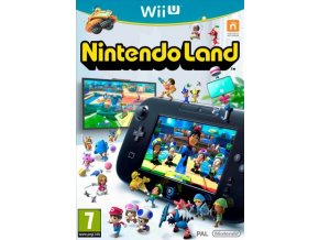 Nintendo WiiU Nintendo Land