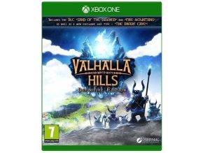 Xbox One Valhalla Hills Definitive Edition
