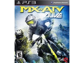 PS3 MX vs ATV: Alive