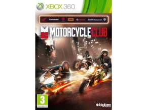 xbox 360 motorcycle club
