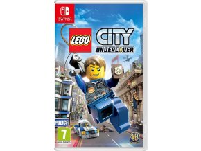 Nintendo Switch LEGO City Undercover