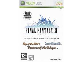 Xbox 360 Final Fantasy XI