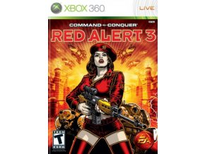 Xbox 360 Command & Conquer: Red Alert 3