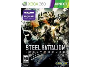 Xbox 360 Steel Battalion Heavy Armor