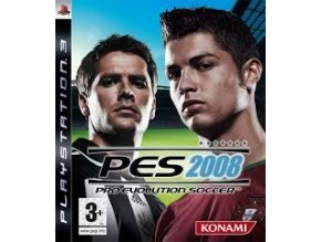 PS3 Pro Evolution Soccer 2008