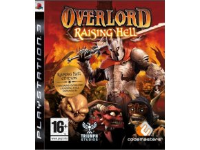 PS3 Overlord Raising Hell