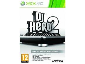 Xbox 360 DJ Hero 2