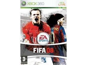 Xbox 360 FIFA 08