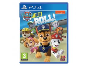 PS4 Paw Patrol: On A Roll