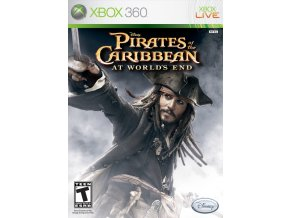 Xbox 360 Pirates of the Caribbean: At World's End