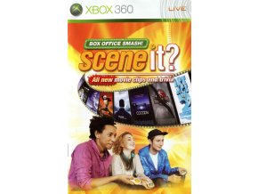 Xbox 360 Scene It! Box Office Smash!