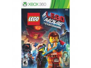 Xbox 360 LEGO Movie Videogame