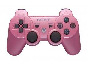Sony Dualshock 3 Pink