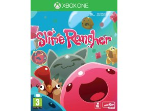 Xbox One Slime Rancher