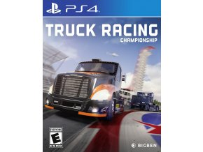 PS4 Truck Racing Championship