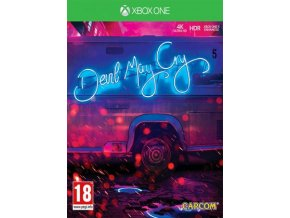 Xbox One Devil May Cry 5 Deluxe Edition