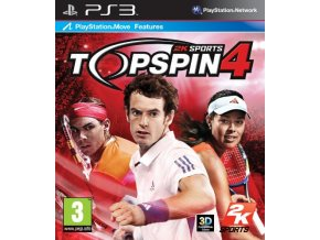 PS3 Top Spin 4