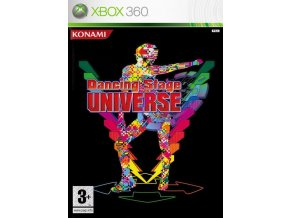 Xbox 360 Dancing Stage Universe
