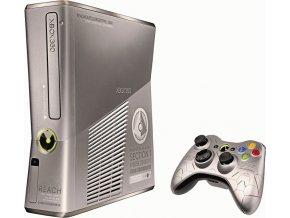 Xbox 360 Slim 250 GB Halo Reach Edition