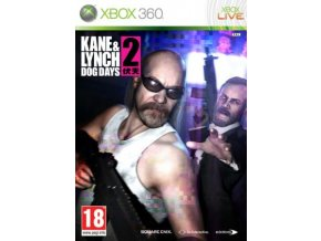 Xbox 360 Kane & Lynch 2: Dog Days