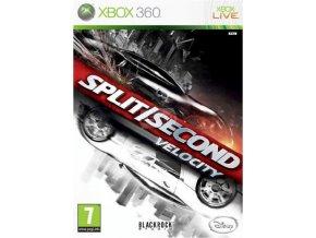 Xbox 360 Split/Second Velocity