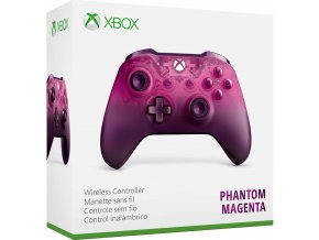 Microsoft Xbox One Wireless Controller Phantom Magenta