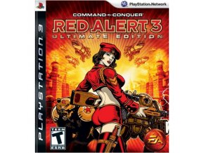 PS3 Command & Conquer: Red Alert 3 (Ultimate Edition)