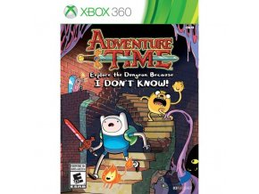 Xbox 360 Adventure Time Explore the Dungeon Because I Dont Know