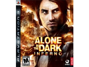 PS3 Alone in the Dark: Inferno