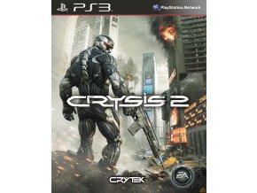 PS3 Crysis 2 CZ