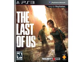PS3 The Last of Us CZ