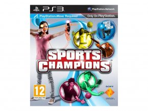PS3 Sports Champions (Move)