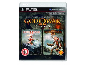 PlayStation 3 God of War Collection