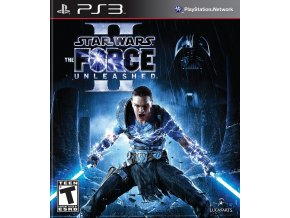 PS3 Star Wars: The Force Unleashed 2