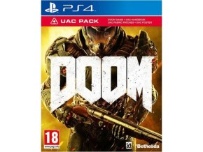 PS4 DOOM UAC PACK