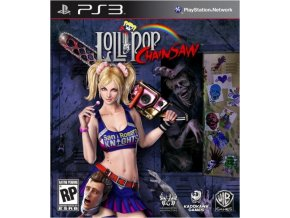 PS3 Lollipop Chainsaw