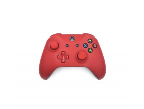 Microsoft Xbox One S Wireless Controller Red2  Bazar