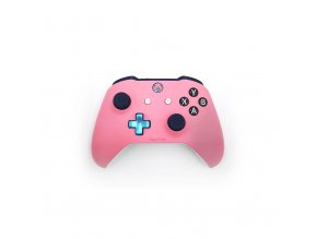 Microsoft Xbox One S Wireless Controller Retro Pink  Bazar