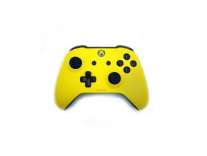 Microsoft Xbox One S Wireless Controller Lightning Yellow  Bazar