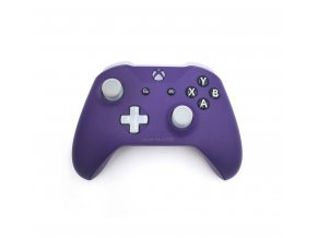 Microsoft Xbox One S Wireless Controller Purple  Bazar