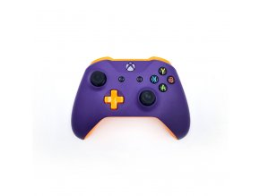 Microsoft Xbox One S Wireless Controller Purple2  Bazar