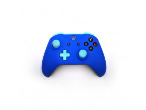 Microsoft Xbox One S Wireless Controller Blue  Bazar