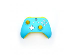 Microsoft Xbox One S Wireless Controller Glacier Blue  Bazar