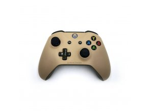 Microsoft Xbox One S Wireless Controller Desert Tan  Bazar