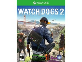 Xbox One Watch Dogs 2 CZ