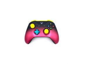 Microsoft Xbox One S Wireless Controller Deep Pink Shadow1  Bazar
