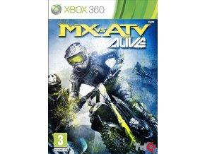 Xbox 360 MX vs ATV: Alive
