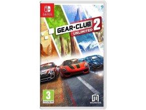 Nintendo Switch Gear Club Unlimited 2