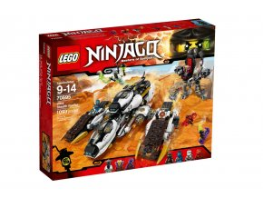 Stavebnice LEGO Ninjago Masters of Spinjitzu 70595